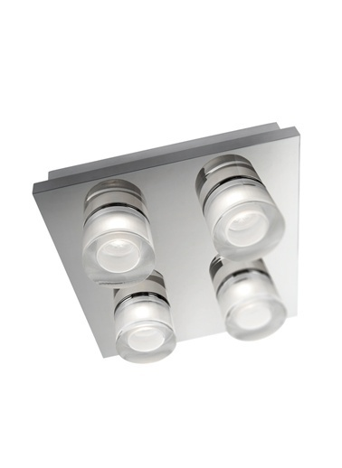 Darıus Ceiling Lamp Led Chrome-Philips